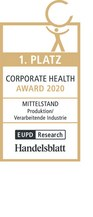Corporate Health Award 2021