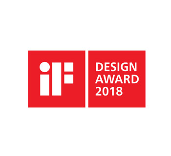 Flyout iF DesignAward2018red l RGB