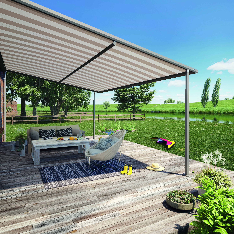 pergola markisen weinor markisen terrassend cher glasoase. Black Bedroom Furniture Sets. Home Design Ideas