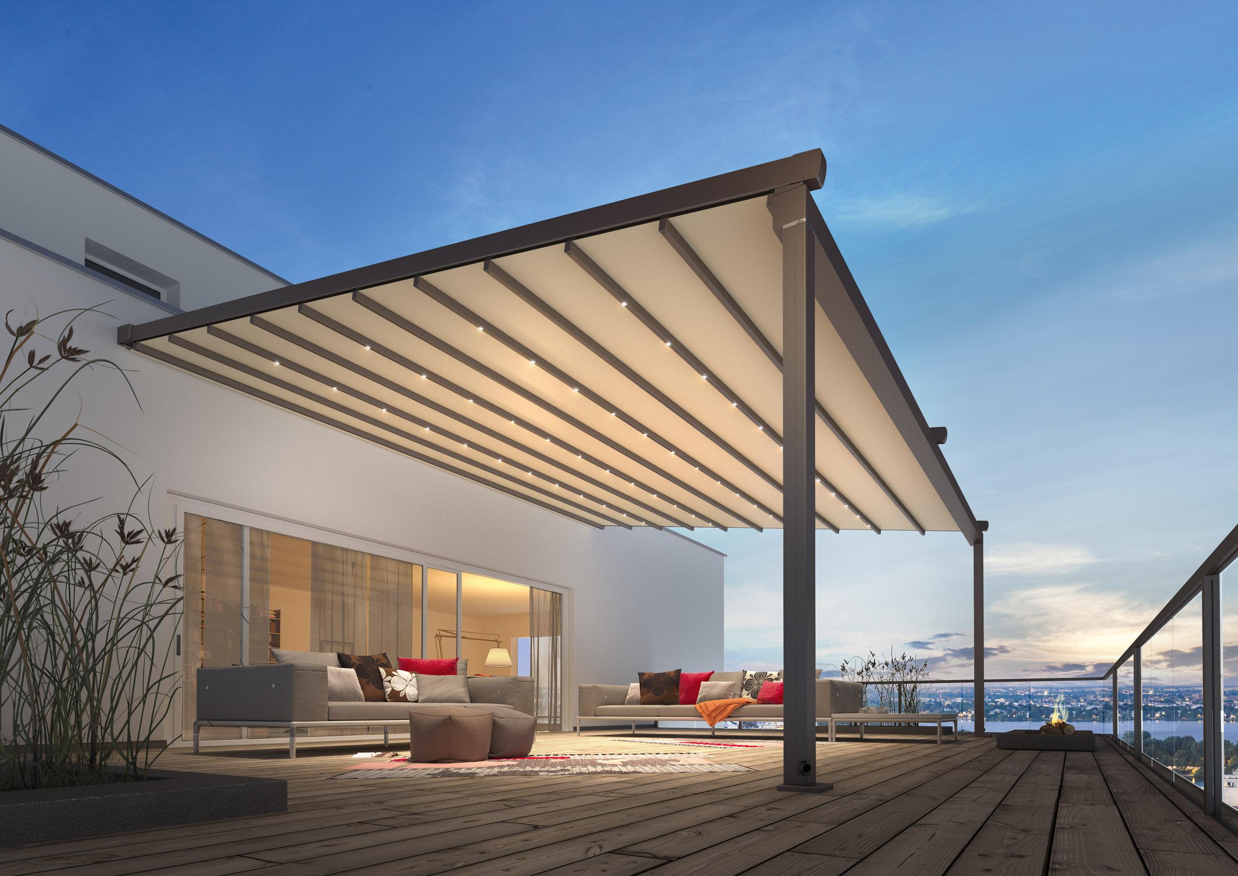 markise regenfest stunning zelt markise canopy zelt. Black Bedroom Furniture Sets. Home Design Ideas