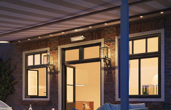 LED-Lichtleisten - weinor Markisen, Terrassendächer, Glasoase