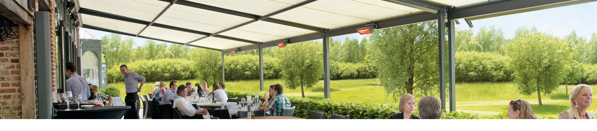Plaza Pro Led Weinor Markisen